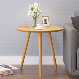 Solid Center Coffee Table Fit Your Home On Small Space / Square Or Round Dining Table
